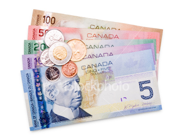 Canadian Today Currency Rate Jpeg